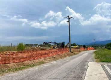 Uno sguardo al futuro // Inizio lavori costruzione nuova infrastruttura